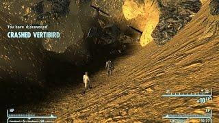Fallout New Vegas - For Auld Lang Syne / Remnant's Bunker / Gannon Family Tesla Armor - Part1