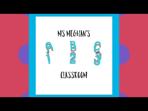 welcome-to-ms-meghan's-classroom!!