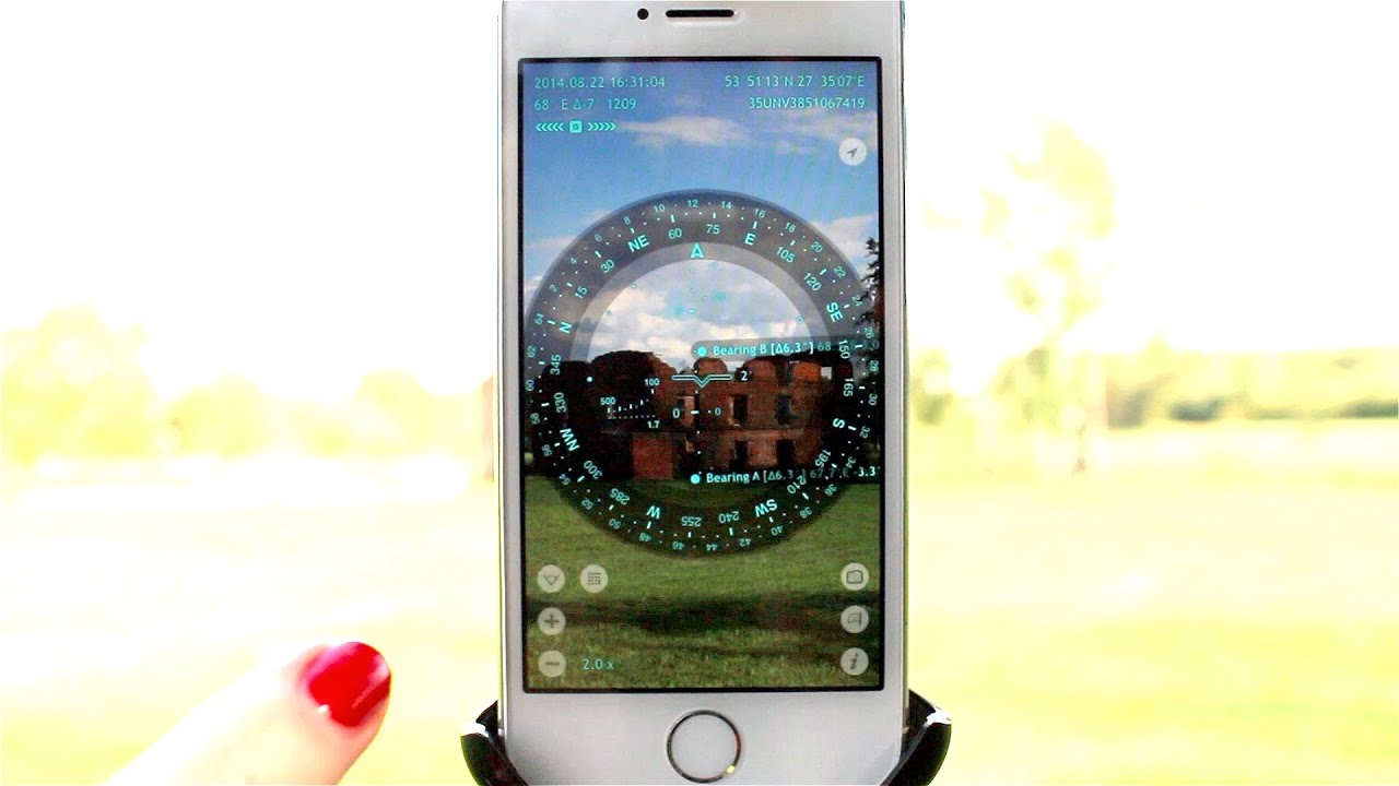 measure distance with iphone spyglass how to measure the size of objects and the 15670