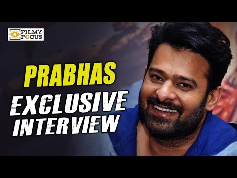 Prabhas Exclusive Interview About Baahubali 2 Movie || Rana, SS Rajamouli, Anushka, Tamanna