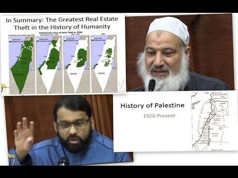 1914: The Shaping of the Modern Muslim World pt.2 - Yasir Qadhi & Nabil Bayakli (Jan 19, 2014)
