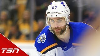 Could Alex Pietrangelo be a target for the Leafs this off-season?