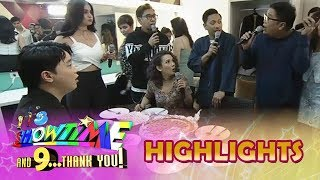 It's Showtime Magpasikat 2018: It's Showtime hosts is surprised to see Ryan alone