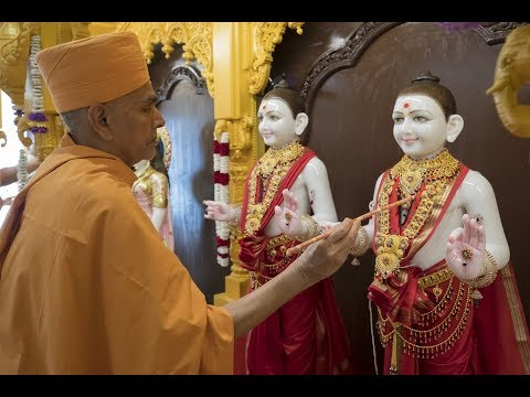 Guruhari Darshan 8 Oct 2017: East London Din,  London, UK