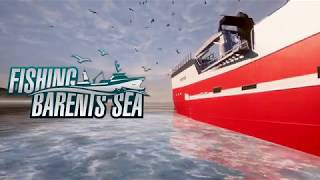 Fishing: Barents Sea - Release trailer 2018