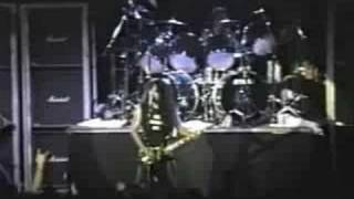 Slayer Read Between the Lies Live NYC August 31,1988