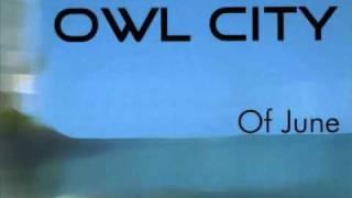 Owl city of june - photo#5