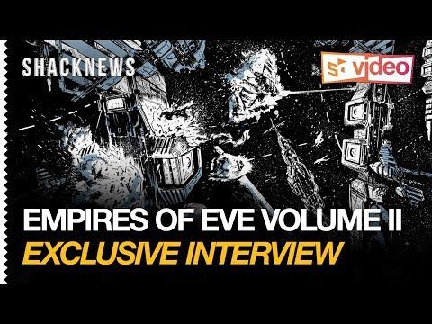 Exclusive Interview: Empires of EVE Volume II by Andrew Groen