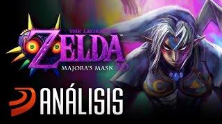Análisis de: Zelda Majora's Mask 3D -