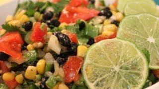 Easy Southwest Salsa Recipe - I Heart Recipes