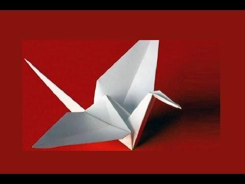 Origami Crane.