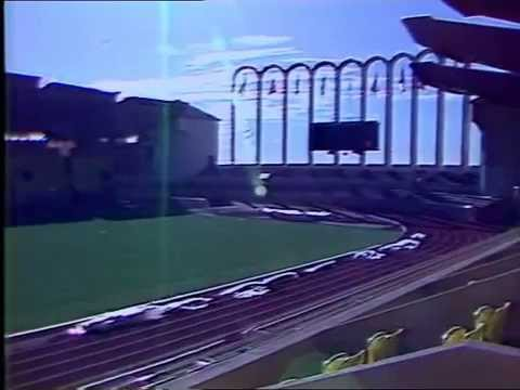 Inauguration - Stade Louis II (1985)