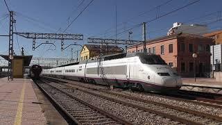 AVE inaugural Valencia-Castellón ENE.22.2018
