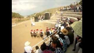 Charreada 2013, lienzo Tierra Blanca, Manuel Doblado