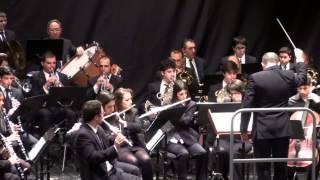 Hosanna in Excelsis. (Óscar Navarro González). Banda Municipal de Música de Almendralejo