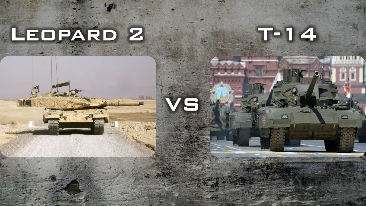 leopard 2 vs t 14 armata that 39 s your choice youtube. Black Bedroom Furniture Sets. Home Design Ideas