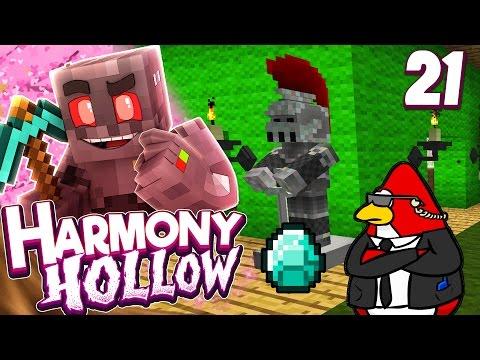 Minecraft Harmony Hollow Modded SMP Episode 21: Secret Agent