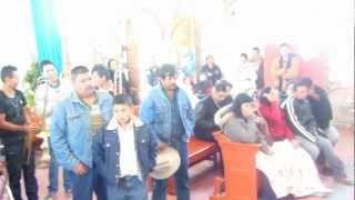 Mañanitas ala Virgen fiesta de Huascato 2013