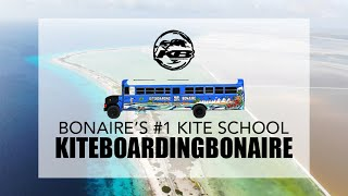 Bonaire's #1 Kite school - Kiteboarding Bonaire