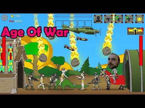 Mağara Adamından Lazer Silahına - Age Of War