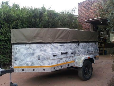DIY Self Build Camping / Boat trailer