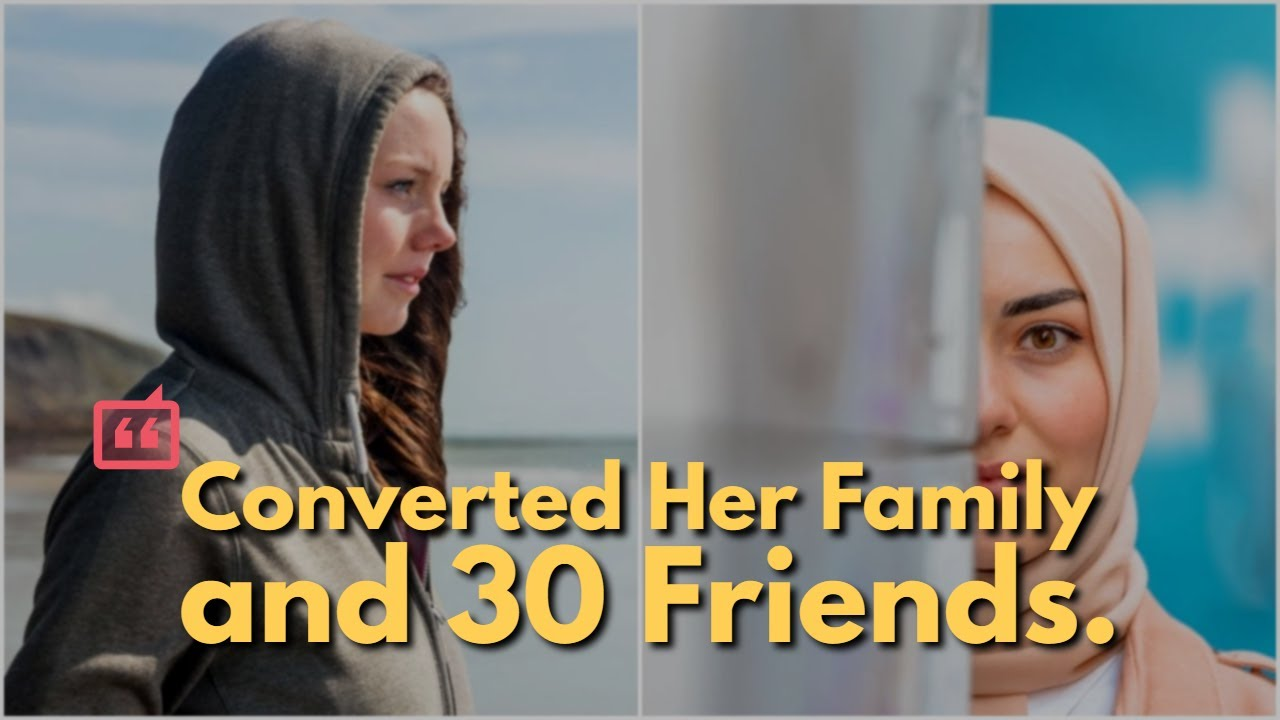 How Debbie Rogers Converted her Family and 30 Friends to Islam!