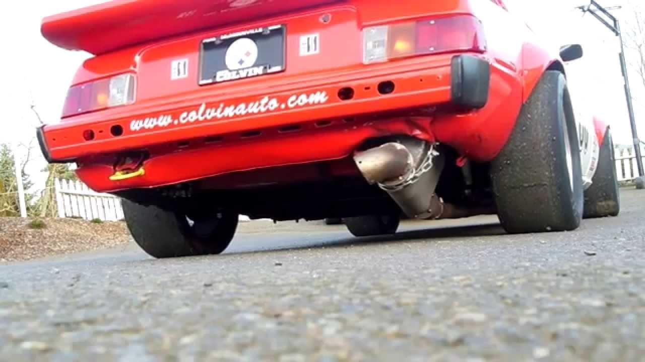 Mazda RX7 Race Car - YouTube