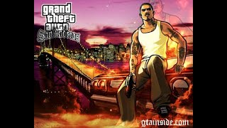 GTA SA MISIÓN 1: Big Smoke Y Mision 2: Ryder