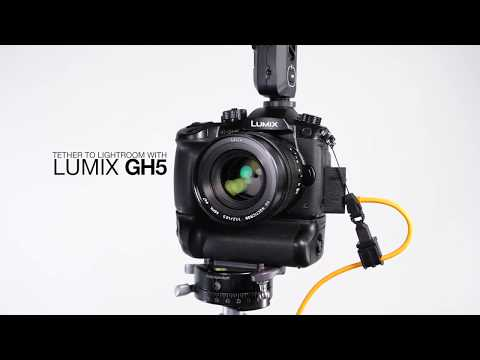 LUMIX GH5 FIRMWARE v2 0 - TETHERING FOR PHOTOGRAPHERS - YouTube