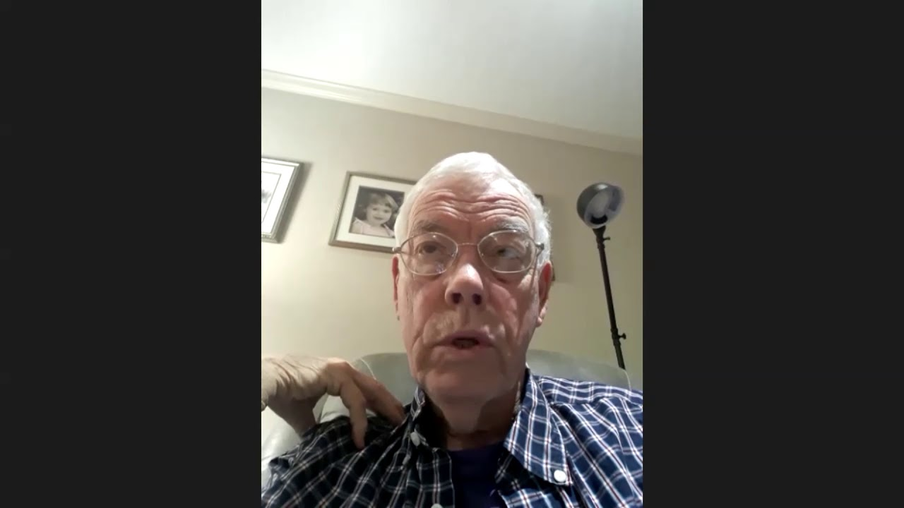 Michaels story - Living with Alzheimers Disease - YouTube
