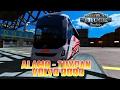 VOLVO 9800/ ALAMO - TUXPAN / Mapa Mexico Suroeste/ American Truck Simulator /ADO SIEMPRE PRIMERA