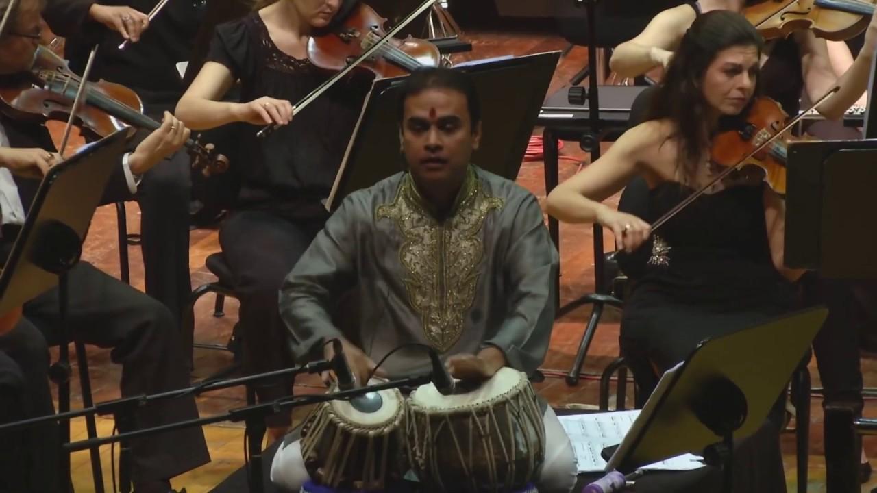 New Video: Wijeratne Tabla Concerto