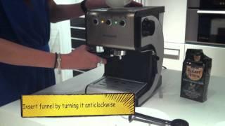 Frigidaire Espresso Coffee Machine
