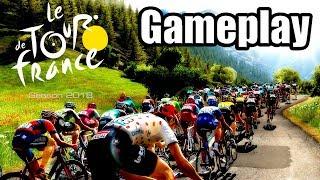 TOUR DE FRANCE 2018 (PS4) Gameplay - Tour Mode | Tour De France Race!