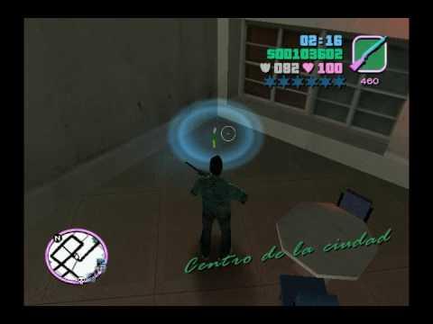 GTA Vice City / Guide 007 - Find Weapon 5 (Molotov)