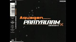 Watch Aquagen Partyalarm video