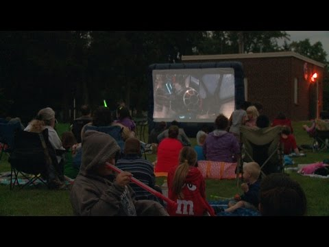 St. Paul Park Movie in the Park '16