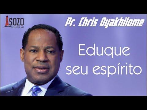 Pr. Chris - Eduque Seu Espírito (Áudio)