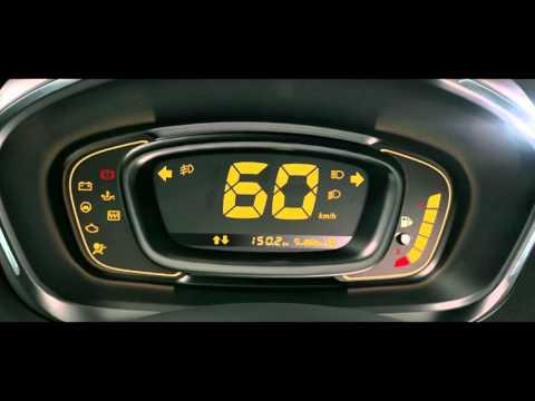 Renault KWID – Digital Instrument Cluster