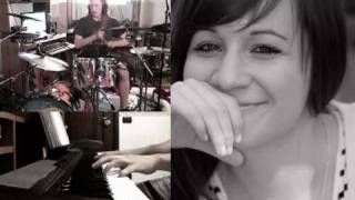 Shontelle - Impossible (cover piano + drums + singing)