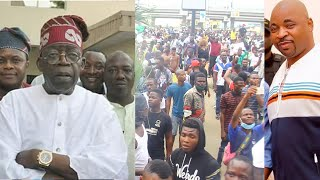 LAGOSIAN PROTESTERS REVEAL THE LEADERS WHO SPONSOR THUGS TO DESTROY ON-GOING PROTEST IN LAGOS
