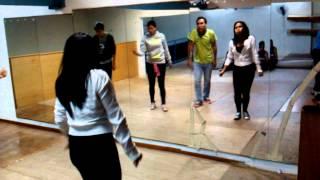victor drija amanecer (coreografía )