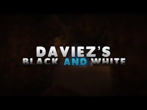 Daviez's Black And White Pack // Showcase