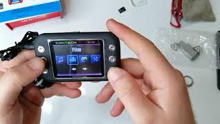 2 GB Hafızalı Şarjlı Araç MP5 Müzik Çalar Video Resim MP3 Müzik