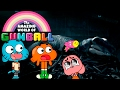 The Amazing World of Gumball Dino Donkey Dash Darwin and Gumball save toy Daisy Anais CN Games