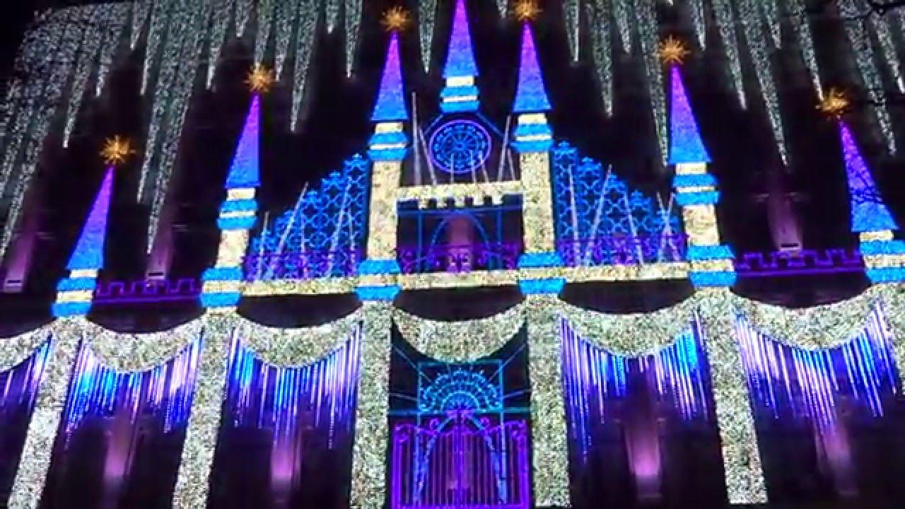 rockefeller center light show new york city december 21 2015 youtube - Rockefeller Christmas Show