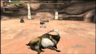Monster Hunter 3 Ultimate #11: Gunlances and Nudity