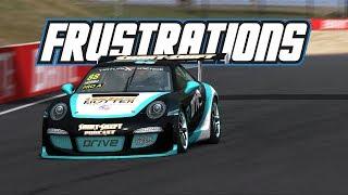 Automobilista: Frustrations (Porsche Cup @ Bathurst)