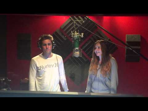 Long Stretch of Love Lady Antebellum cover by Dawson Anderson and Kelsey Bridges