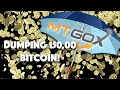 WHEN KARPELES (MT. GOX) STARTS BITCOIN SELL-OFF AND MARKET CRASHES